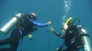Open Water Dive Course at Tarvis Dive Center
